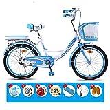 24 26 Pulgadas Lady Bike City Bike City Ladies Bike/City Bike/City Cruiser Bicicleta para Mujer, Casual Commuter Lady Princess Bicicleta Retro Ligera