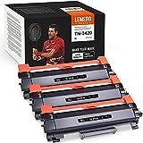 3 LEMERO SUPERX Toner |con Chip| Compatible para Brother TN-2420 TN2420 TN-2410 para HL-L2310D HL-L2350DN HL-L2370DN HL-L2375DW MFC-L2710DN MFC-L2710DW MFC-L2730DW MFC-L2750DW DCP-L2510D DCP-L2530DW