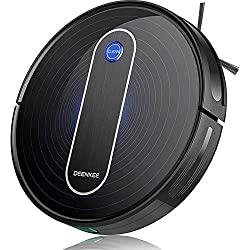 Deenkee Robotic Vacuum Cleaner With Strong Suction
