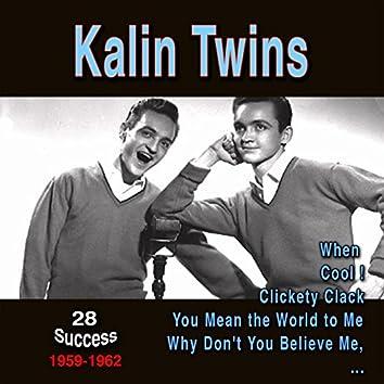 The Kalin Twins (28 Success) [1959 - 1962]