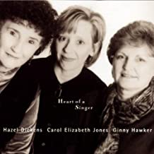 Heart of a Singer by Hazel Dickens / Carol Elizabeth Jones / Ginny Hawker (1998-11-23)