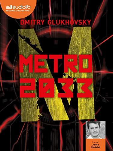 Métro 2033: Livre audio 3 CD MP3 (Métro (1))