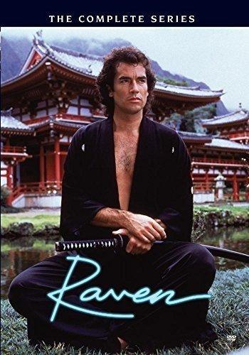 Raven: Complete Series (1992) (4 discs)