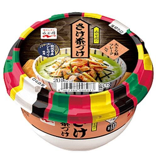 永谷園 カップ さけ茶づけ 128.4g×6個入×(2ケース)