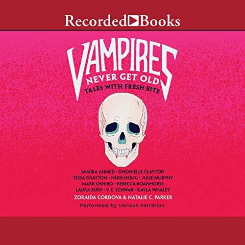 Vampires Never Get Old cover art