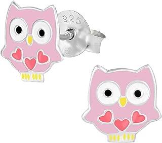 Best childrens owl earrings Reviews