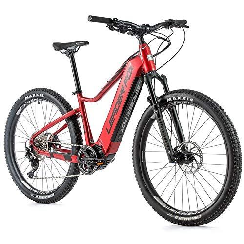 27,5 Zoll E-Bike Leader Fox Kent Elektro Fahrrad MTB 2021-2 Pedelec 95 Nm 720 Wh