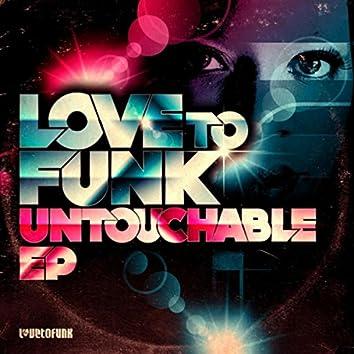 Untouchable - EP