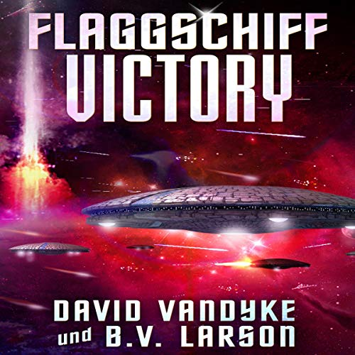 Flaggschiff Victory: Mech, Space Marine, Star Fleet (German Edition) audiobook cover art