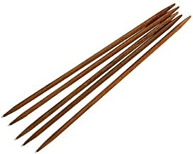 7.5 mm 12 in :Rosewood Single Point Needles: Lantern Moon