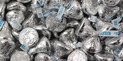 Hershey Milk Chocolate Kisses 1KG approximately 200 Kisses - Wedding Favours - Chocolate - American …