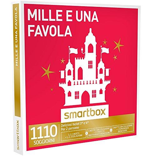 Smartbox - Mille e Una Favola, Cofanetto Regalo