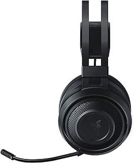 Razer Nari Essential Wireless 7.1 Surround Sound Gaming Headset: THX Spatial Audio - Auto-Adjust Headband & Swivel Cups - Auto-Adjust - Flip Mic - for PC & PS4 Only