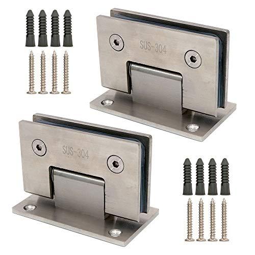 2 pezzi 1 m ciascuno 10mm// 12mm Profilo Box Doccia Guarnizione doccia sottoporta Guarnizioni box doccia Guarnizione per schermo di vasca Guarnizione Sottoporta Doccia per Vetri di Spessore 6mm// 8mm