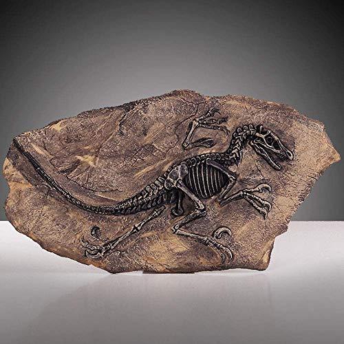 WYBD.Y Statuen Afrika Wohnkultur Schädel Für Dekoration Harz Tier Schädel Skeleton Abstrakte Skulpturen Carving Dinosaurs Fossil Statue