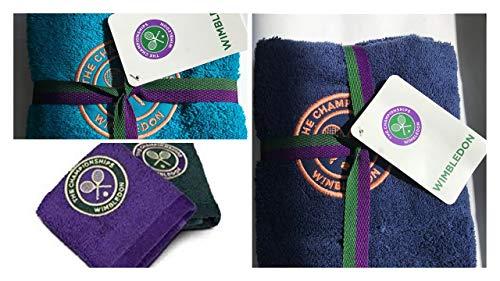 Wimbledon Gäste Handtücher passend zu den 2020 Championship Towels
