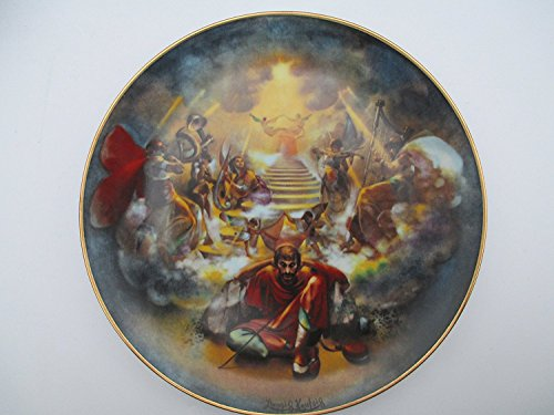 """""""The Creation """" Collectors Series Plate #10 """"Jacob"""