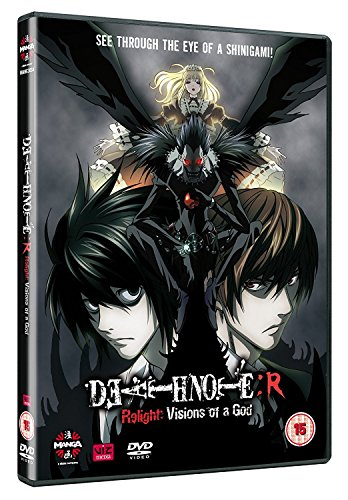 Death Note Relight Visions of A God [Edizione: Regno Unito] [Import]