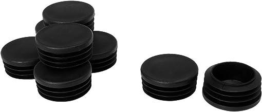Tapas de pl/ástico para patas de silla 15 x 15 mm 20 unidades Sourcingmap para interior de 1,19 a 1,55 cm