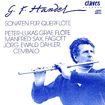 Handel: Sonatas for Flute & Continuo