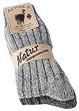 4 Paar Alpaka Socken Wintersocken warm weich soft mit Alpakawolle 39-42