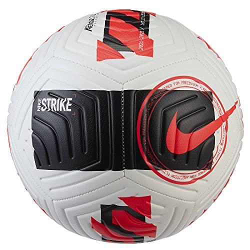 Nike Strike Ball DC2376-101 - Balón de fútbol para Mujer, Color Blanco, Talla 5 EU