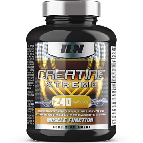Creatine Xtreme - 4,200mg per Serving x 40 Servings - Creatine supplement with...