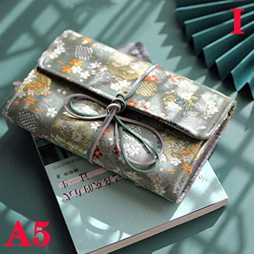 yangdan HF A5/A6 - Juego de manuales de hojas sueltas (hojas sueltas, tamaño I)
