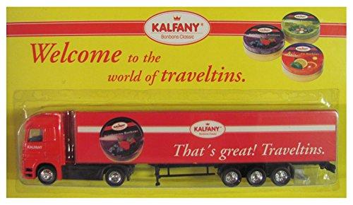 Kalfany Nr. - That´s Great ! Traveltins - MB Actros - Sattelzug
