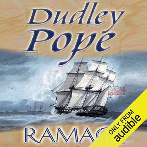 Ramage audiobook cover art