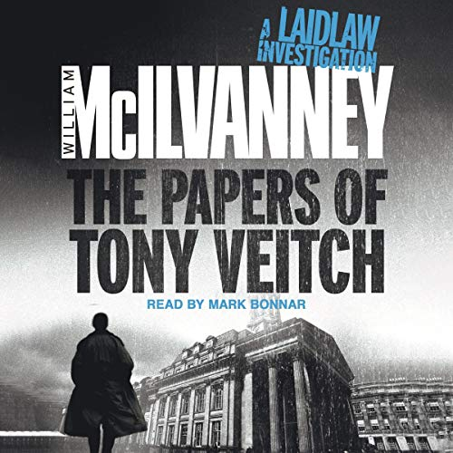 The Papers of Tony Veitch audiobook cover art