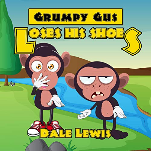 Grumpy Gus Loses His Shoes cover art
