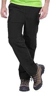 (フロラン)Froyland メンズ アウトドア スポーツウェア 登山 トレッキング パンツ ズボン 通気 速乾撥水 コンバーチブル 取り外し 春夏秋用