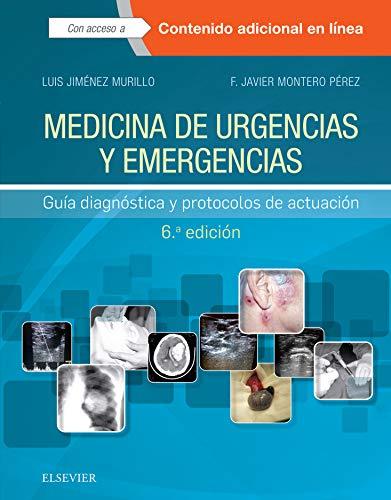 Medicina de urgencias y emergencias: Guía diagnóstica y protocolos de actuación ✅