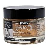 Pebeo ギルディングワックス30ml キングゴールド