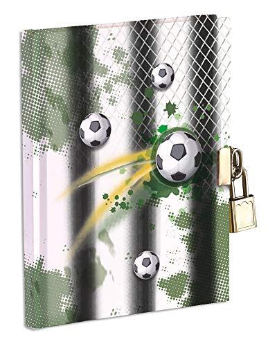 Mareli Diario Segreto cm 14,5x18,5 con lucchetto in metallo e 2 chiavi
