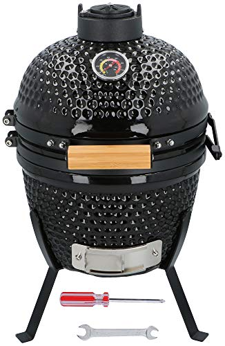 Barbecue ei-model - diameter 25 cm - houtskoolbarbecue/bbq egg