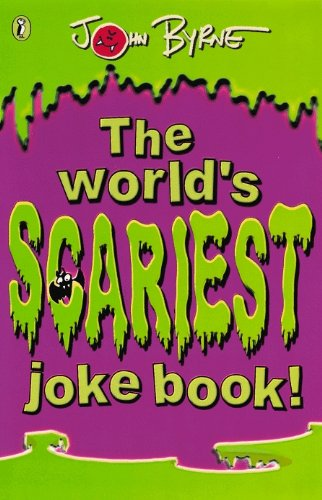 The World's Scariest Jokebook (Puffin Jokes, Games, Puzzles) (English Edition)