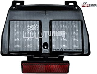 DUCATI 748 916 996 & 998 Smoked Integrated LED Taillight