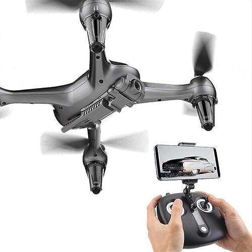 LFLWYJ Bürstenlose GPS-Drohne, Videoaufnahme 1080P HD, 4-Achs-Flugzeuge, Kontrolle der Schwerkraftmessung, intelligente nachfolgende Positionierung