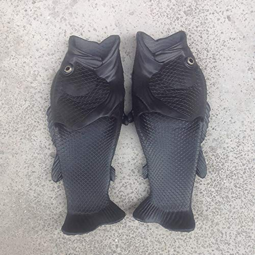 Glq Las Diapositivas Unisex Zapatillas De Playa De Los Hombres De Gran Tamaño De La Familia...