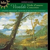 Viola D'Amore Concertos