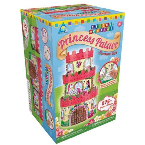 Orb Factory The Sticky Mosaic Princess Palace Treasure Box