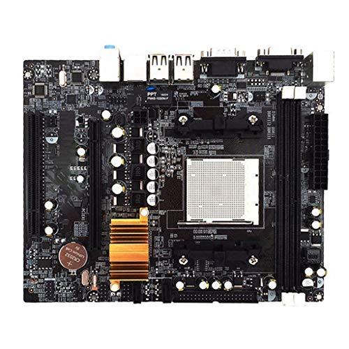 CUHAWUDBA N68 C61 Desktop Computer Motherboard Unterstützung Für Am2 Für Am3 CPU Ddr2 + Ddr3 Speicher Mainboard Mit 4 Sata2 Anschluss