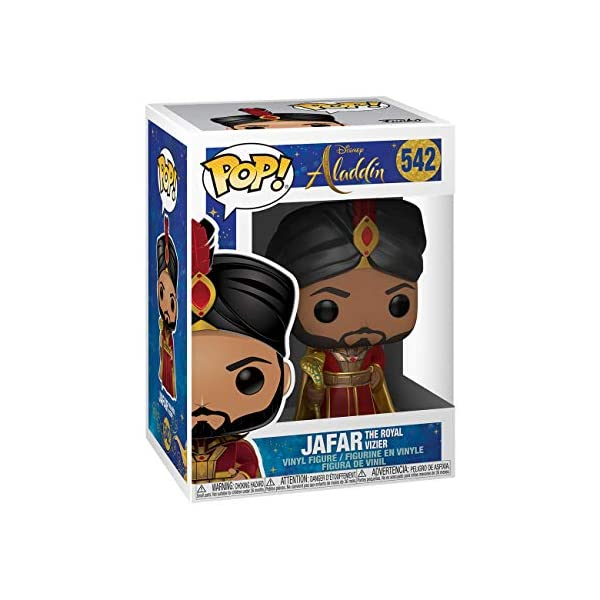 Pop! Vinilo: Disney: Aladdin (Live Action): Jafar 2