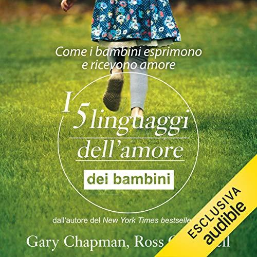 Page de couverture de I 5 linguaggi dell'amore dei bambini