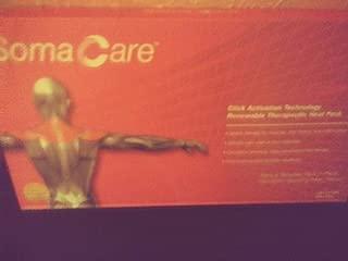 Soma Care Lower Back Pack - Hot