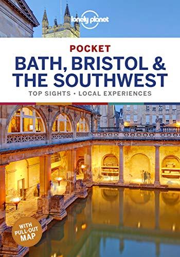Lonely Planet Pocket Bath, Bristol & the Southwest [Lingua Inglese]