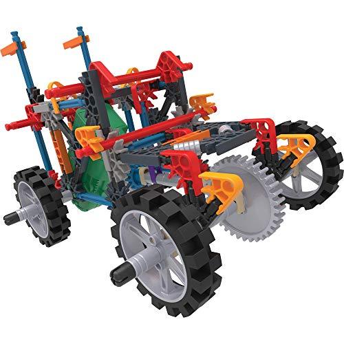 K'NEX K'Nex Imagine - 4WD Demolition Truck Building Set - 212Piece - Ages 7+ - Engineering Educational Toy Building Set