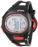 Asics Unisex CQAH0101 HRM Trainer Black Anaerobic Threshold Reloj